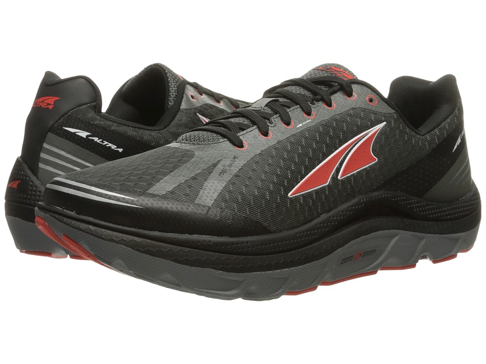 Altra Footwear - Paradigm 2 (Gray/Orange) Men's Shoes