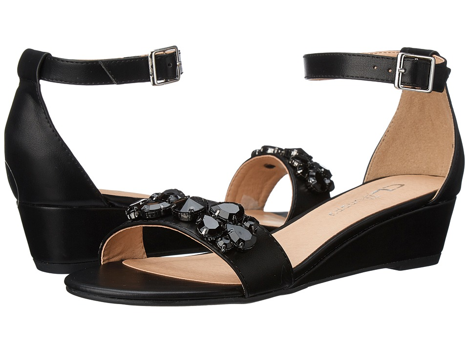 CL By Laundry - Kaley (Black) Women's Sandals