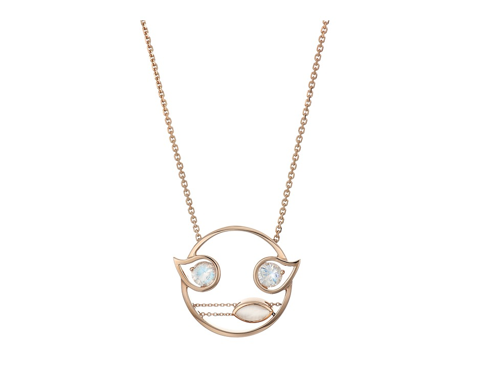 RUIFIER - Florentina Necklace (18ct Rose Gold) Necklace