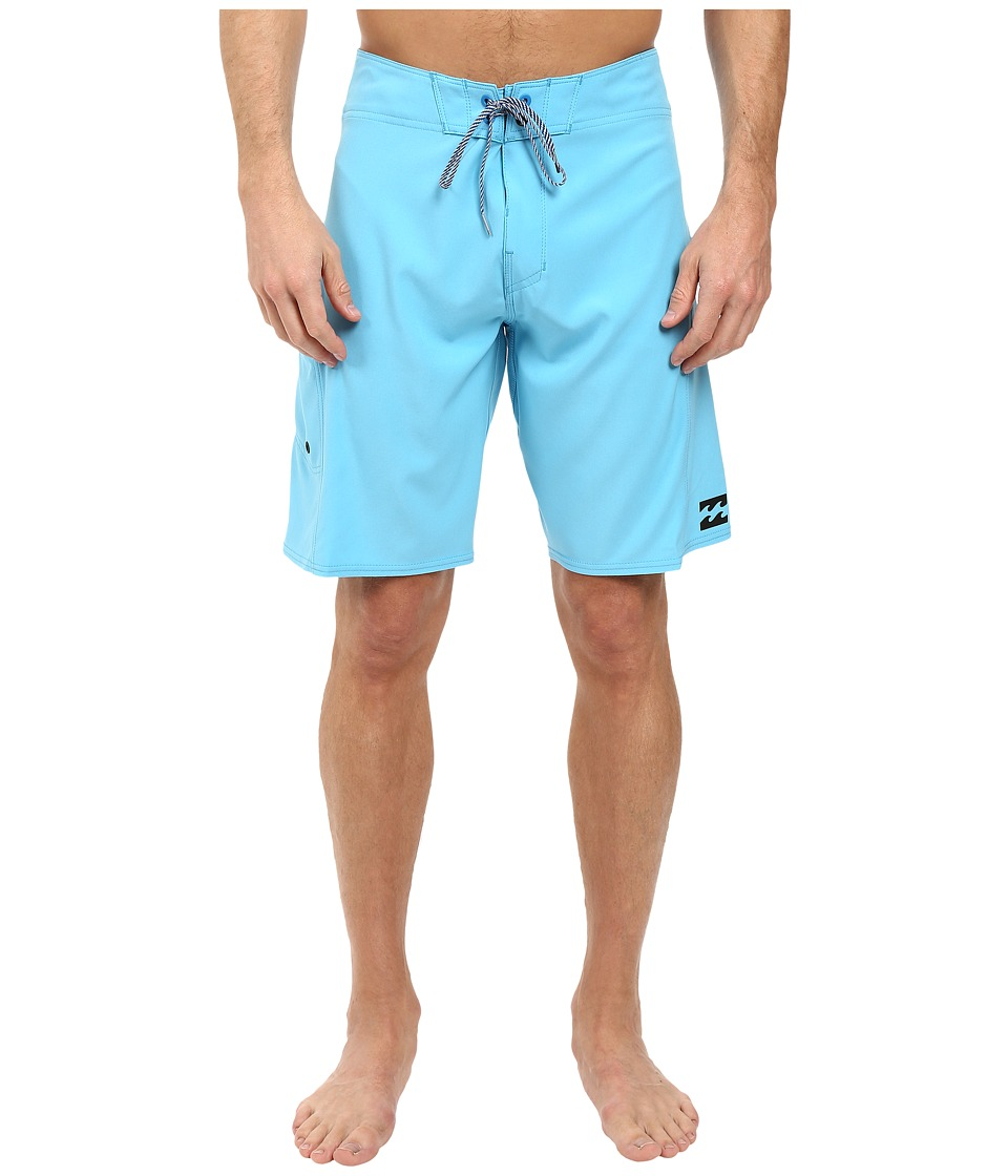 Billabong - All Day X 20 Boardshorts (Electric Blue) Men's Swimwear