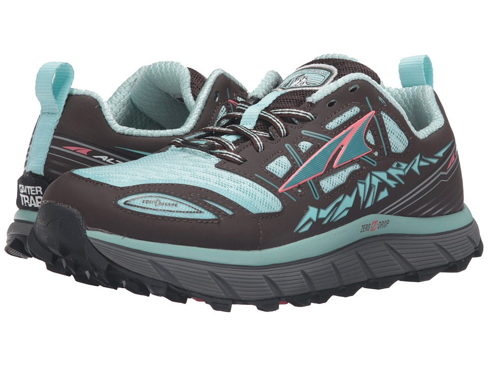 Altra Footwear Lone Peak 3 (Blue) Women