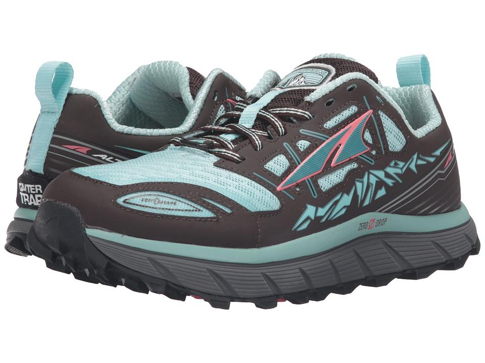 Altra Footwear - Lone Peak 3 (Blue) Women's Shoes