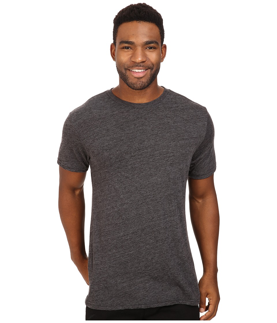 Billabong - Essential Tailored Tri-Blend Tee (Black Tri-Blend) Men's T Shirt