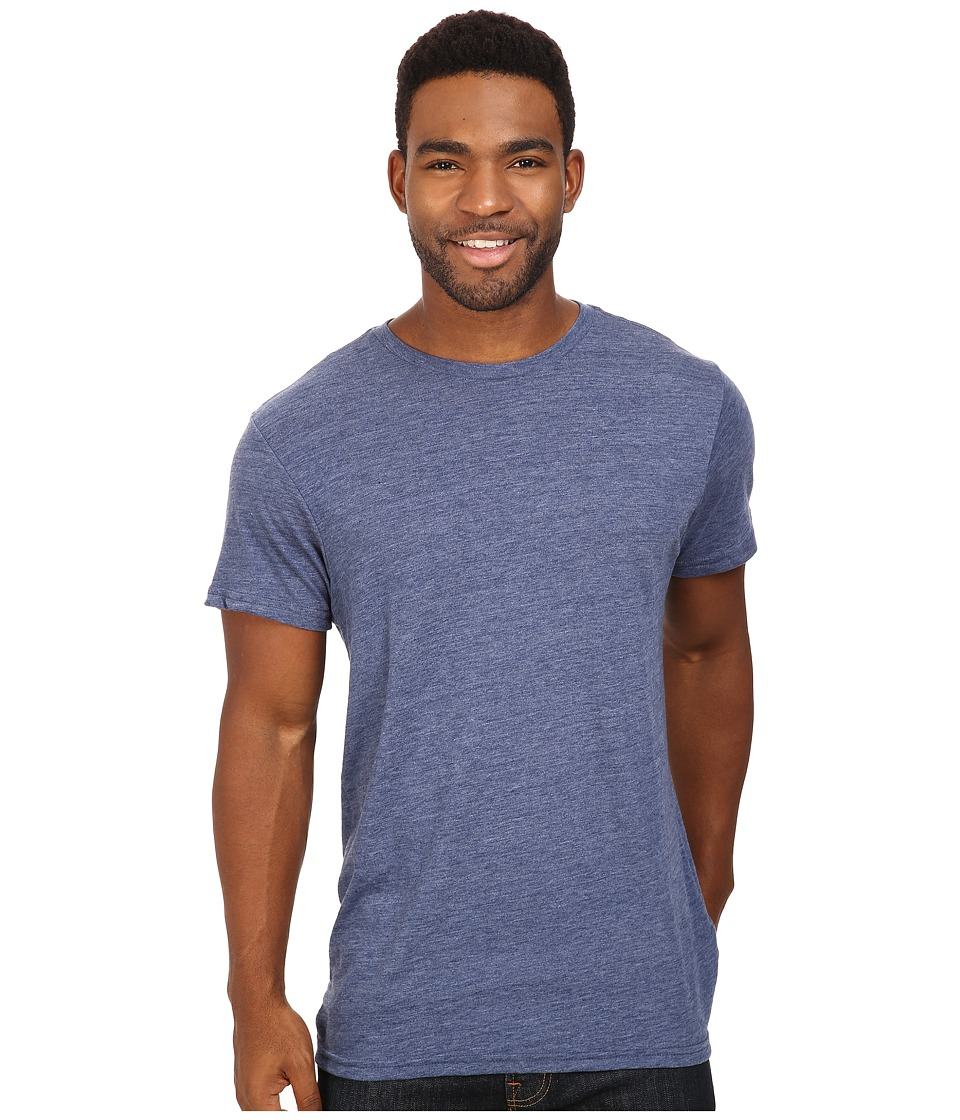 Billabong - Essential Tailored Tri-Blend Tee (Blue Tri-Blend) Men's T Shirt
