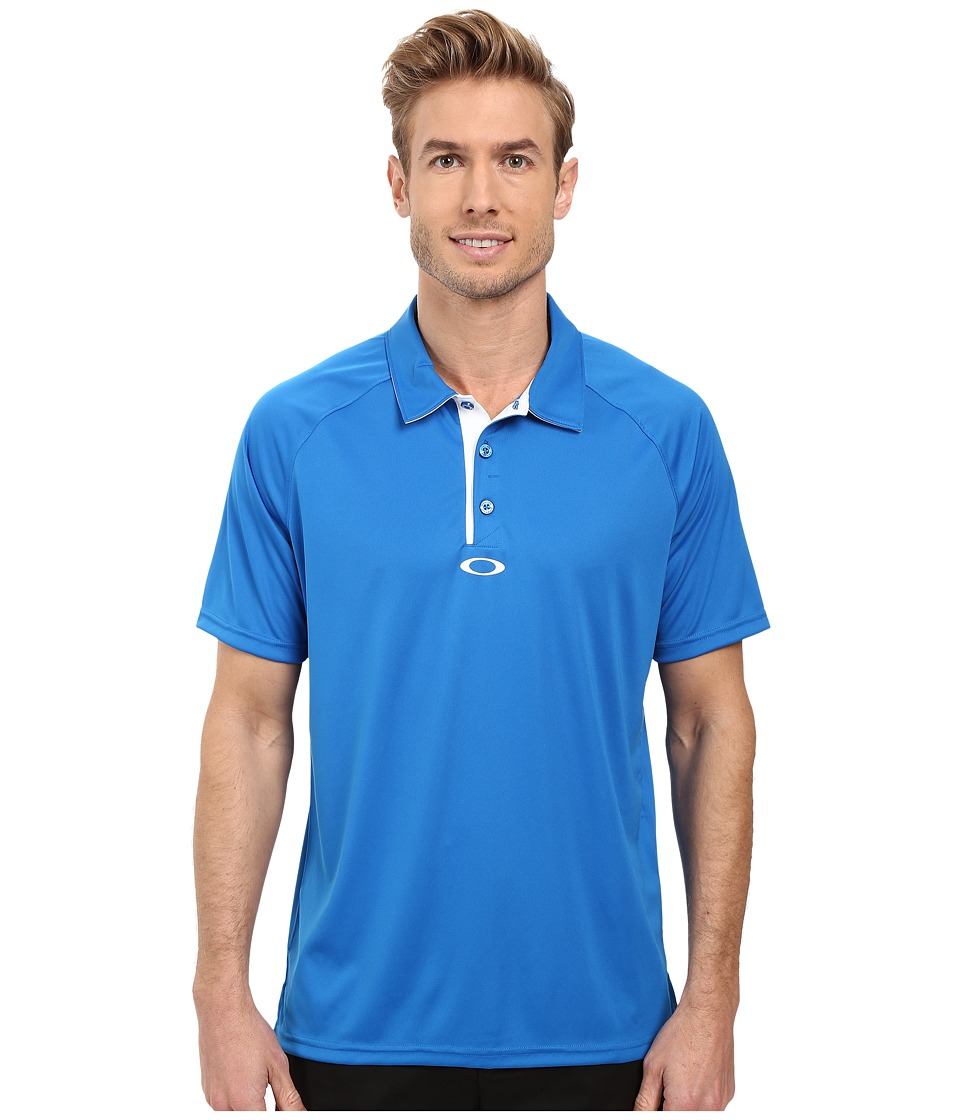 Oakley - Elemental 2.0 Polo (Ozone) Men's Short Sleeve Pullover