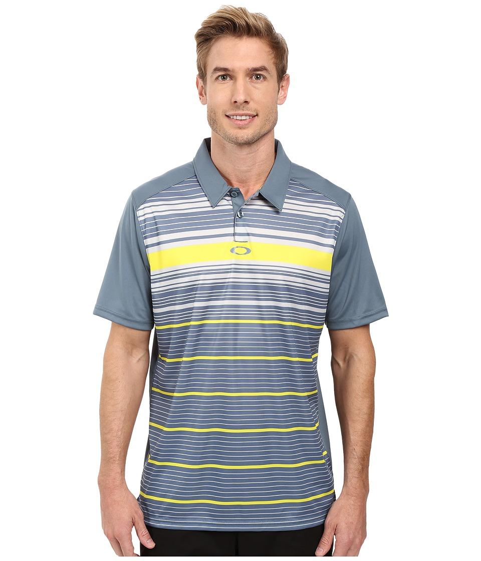 Oakley - Legacy Polo (Laser) Men's Short Sleeve Pullover