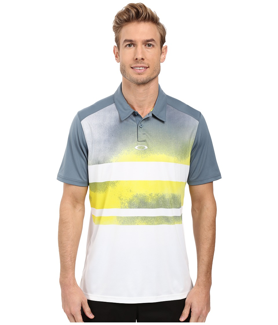 Oakley - Cloudbreak Polo (White) Men's Short Sleeve Knit