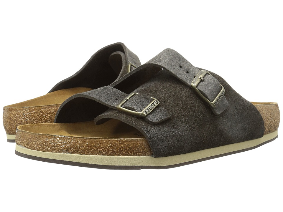 Birkenstock - Zurich Sport (Brown) Men's Sandals