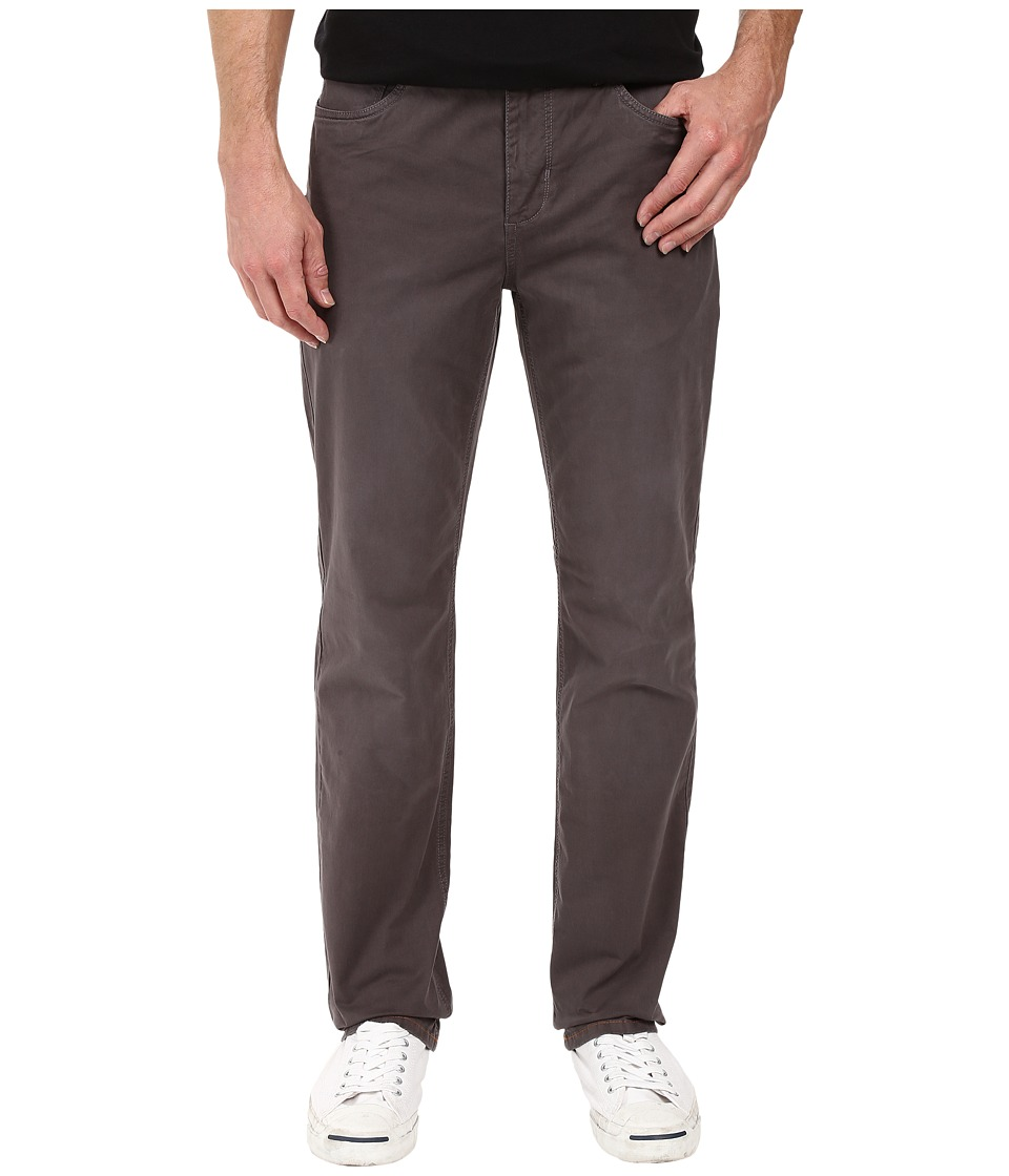 Tommy Bahama - Authentic Montana Pant (Fog Grey) Men's Casual Pants