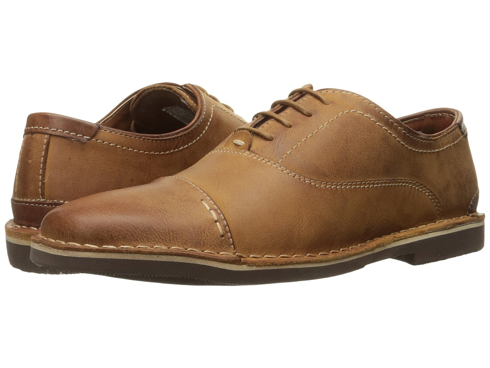 Steve Madden Lernerr (Tan Leather) Men