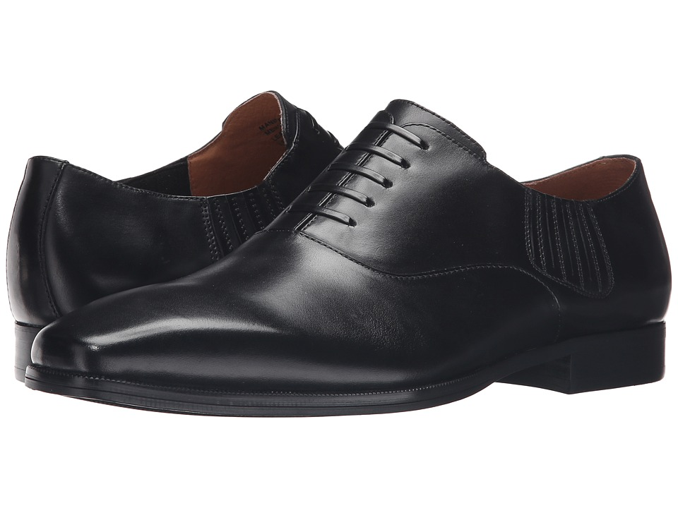 Steve Madden Manifest (Black Leather) Men