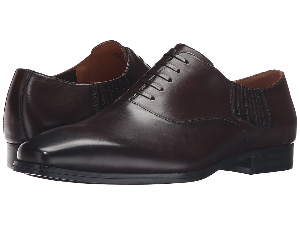 Steve Madden Manifest (Brown Leather) Men