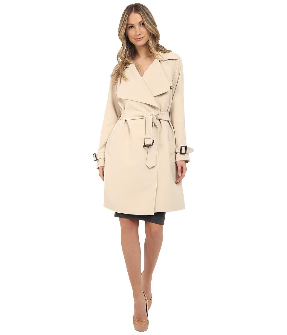Diane von Furstenberg - Anouk (Stone) Women's Coat