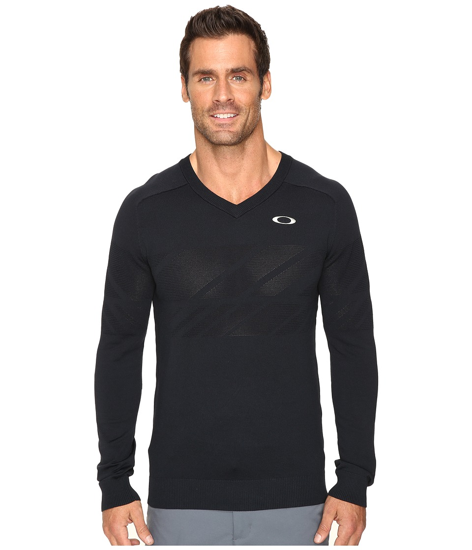 Oakley - Hazard Block Sweater (Black) Men's Sweater