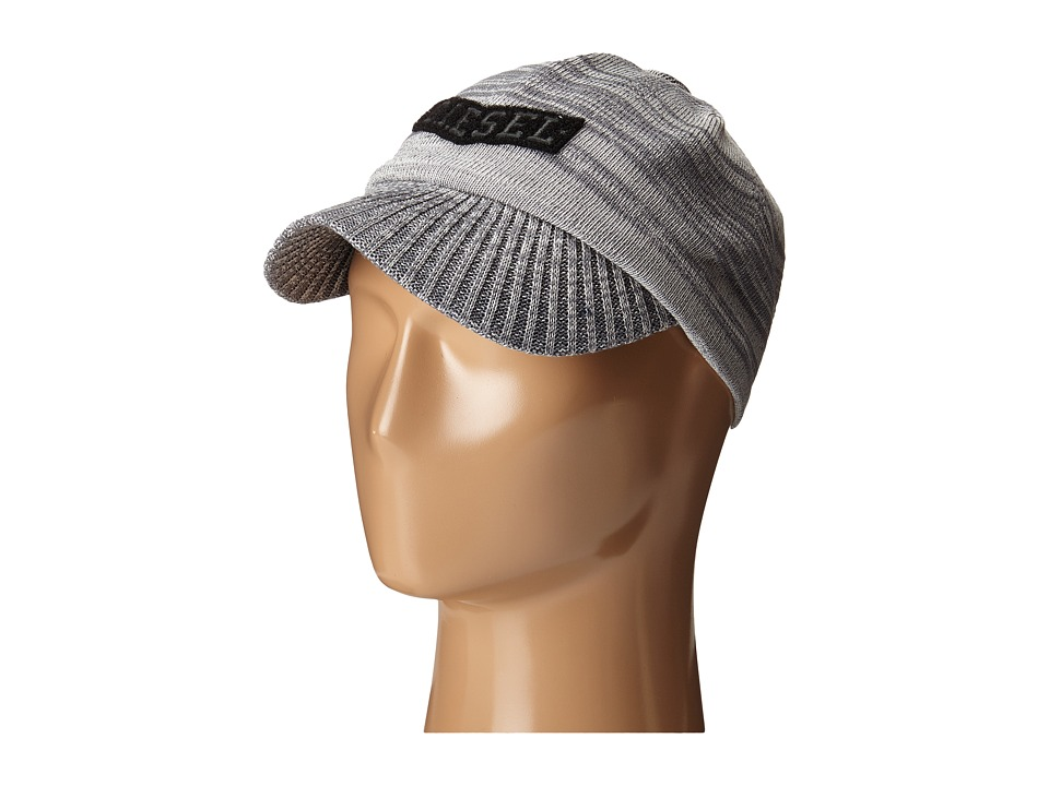 Diesel - Covitt Hat (Heather/Grey) Traditional Hats