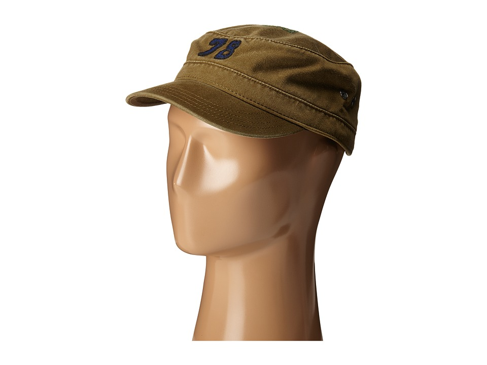 Diesel - Coroly Hat (Olive/Green) Traditional Hats