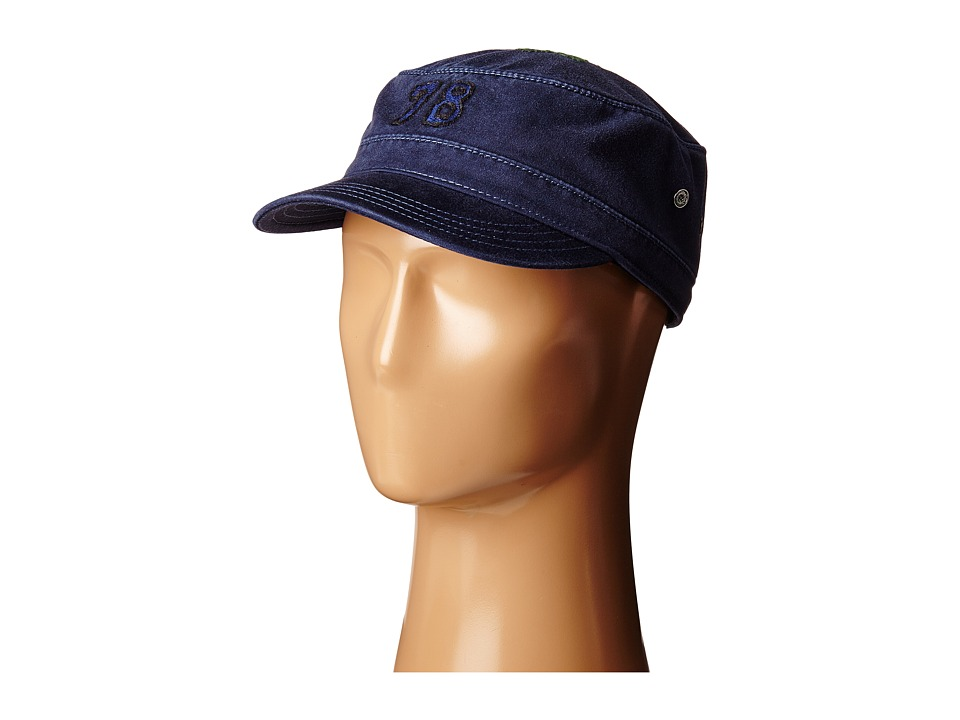 Diesel - Coroly Hat (Navy/Blue) Traditional Hats