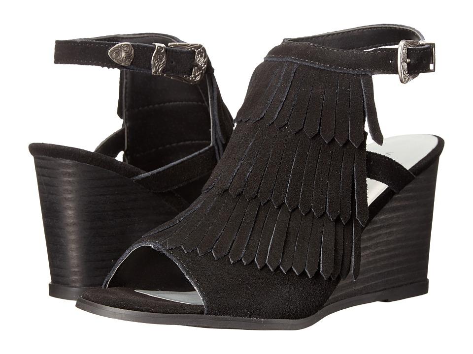VOLATILE - Notion (Black) Women's Wedge Shoes