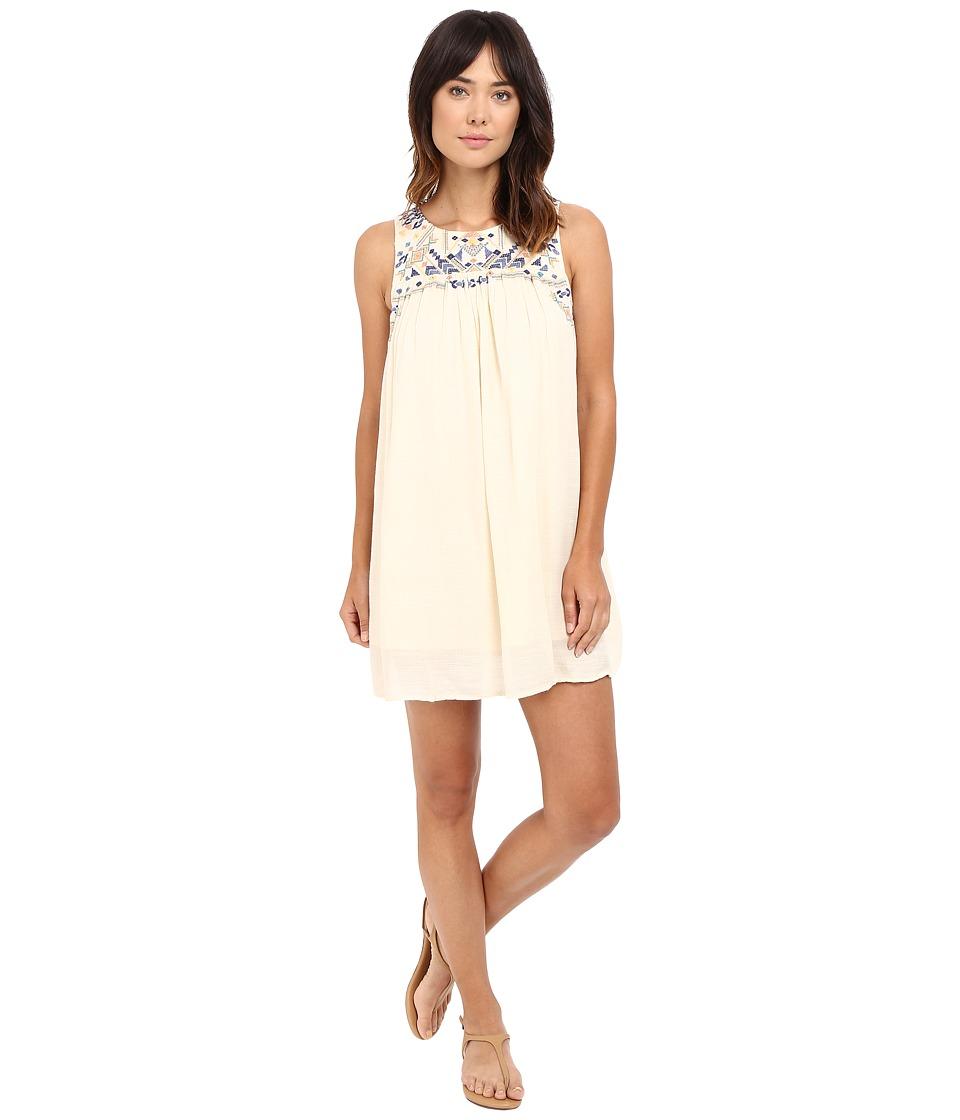 Rip Curl - Daydream Dress (Natural) Women's Dress