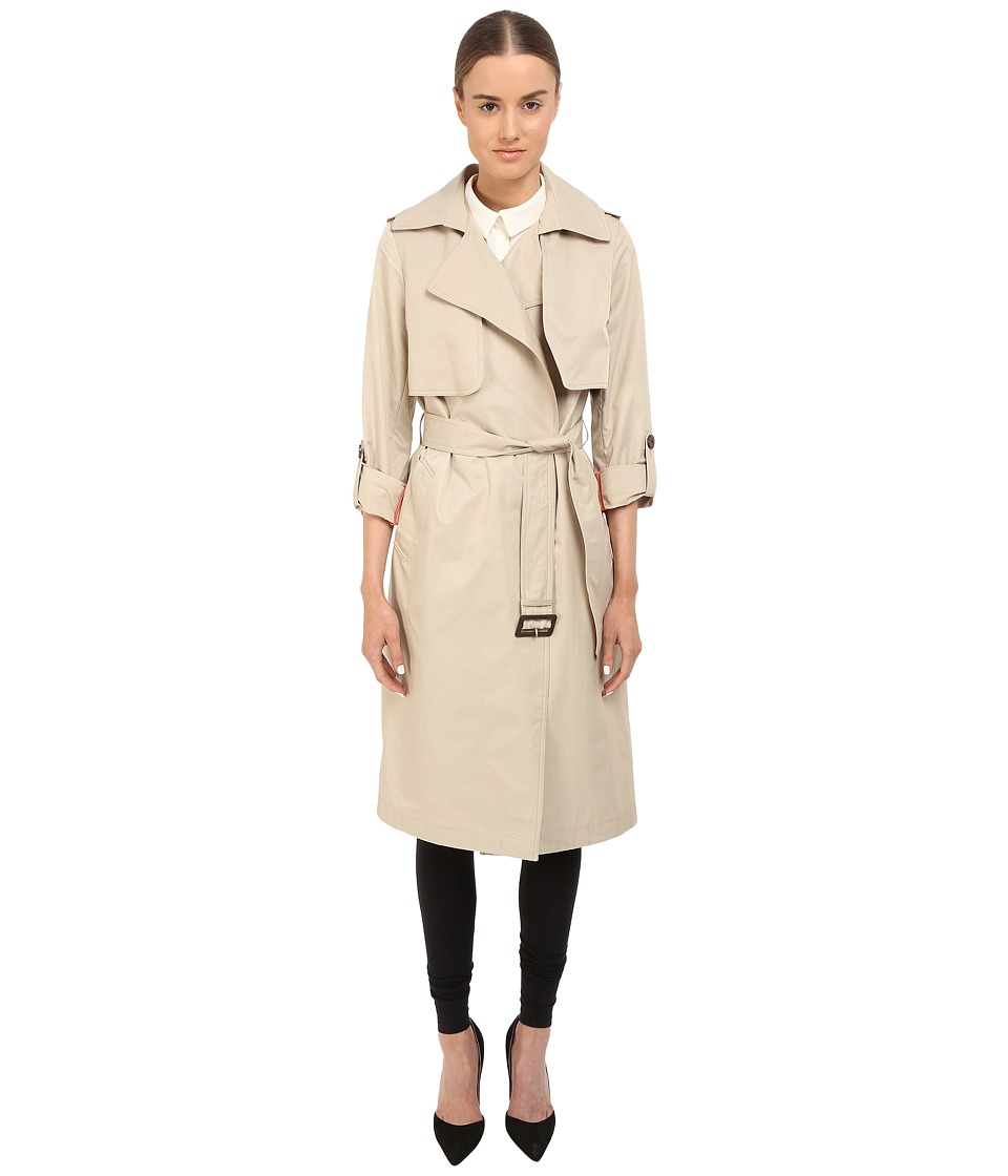 Diane von Furstenberg - Dusty (Khaki) Women's Coat