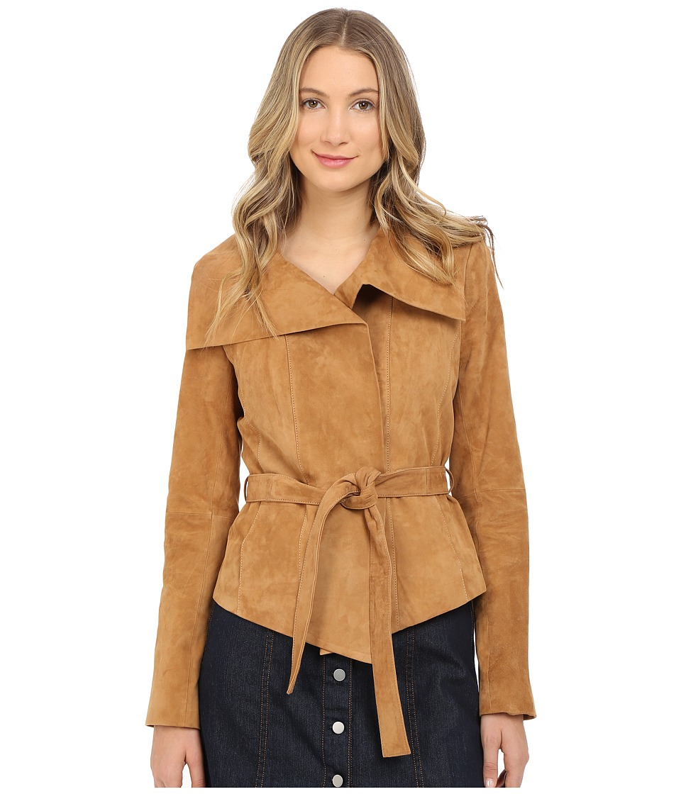 Diane von Furstenberg - Gina (Honey) Women's Coat