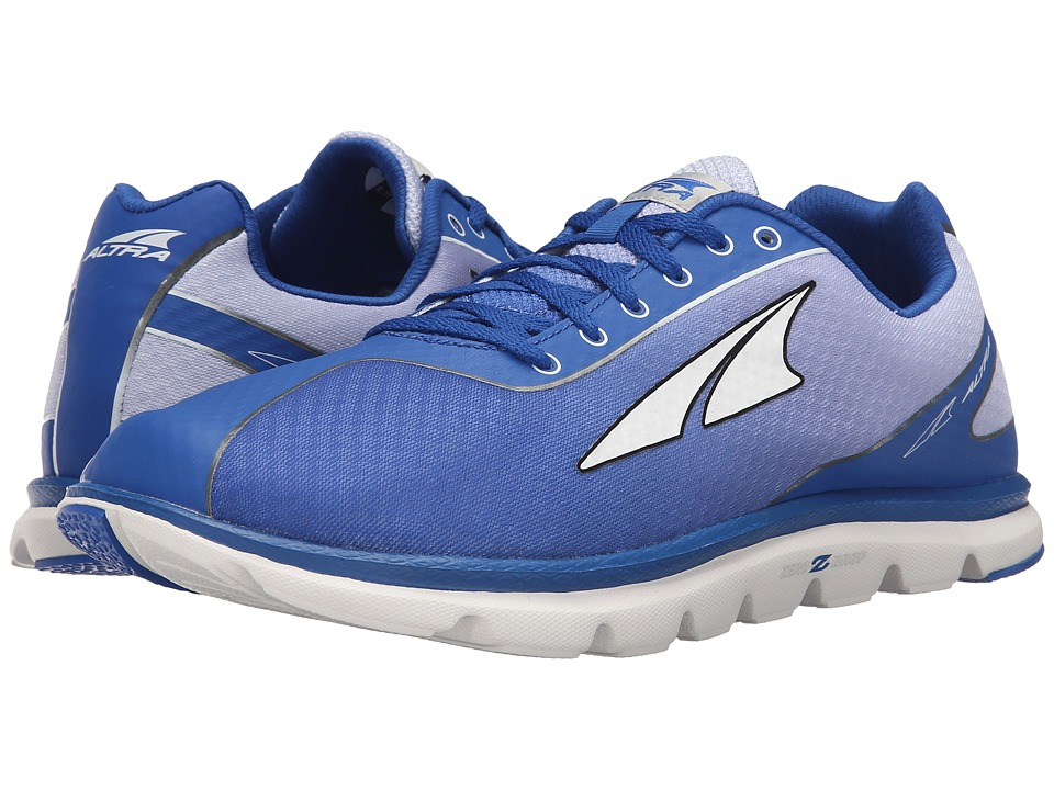 Altra Footwear - One 2.5 (Blue) Men's Shoes