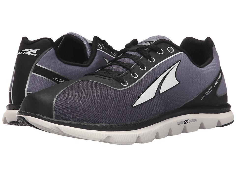 Altra Footwear - One 2.5 (Black) Men's Shoes