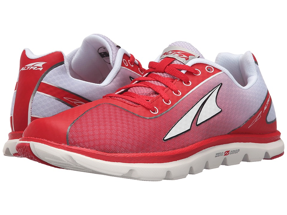 Altra Footwear - One 2.5 (Red/Silver) Men's Shoes