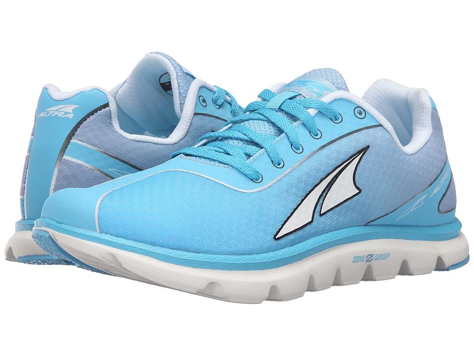 Altra Footwear - One 2.5 (Light Blue) Women's Shoes