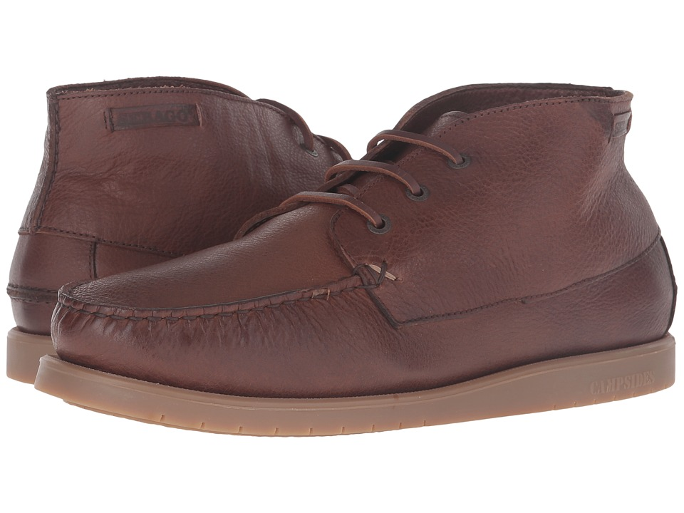 Sebago - Landon Chukka (Brown Leather) Men's Shoes