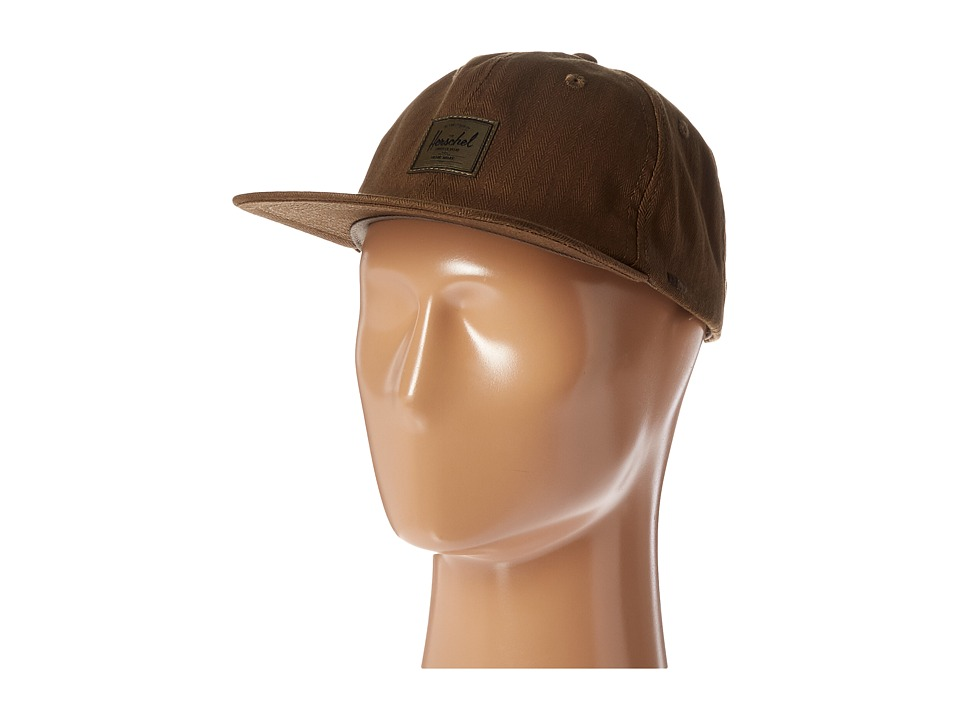 Herschel Supply Co. - Albert (Army Herringbone) Caps