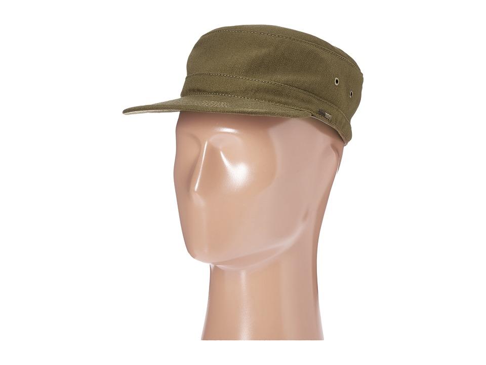 Herschel Supply Co. - Guard Cap (Army Herringbone) Caps