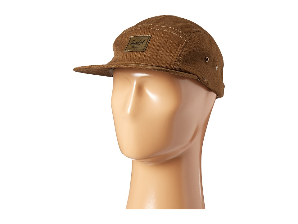 Herschel Supply Co. - Glendale Classic (Army Herringbone) Caps