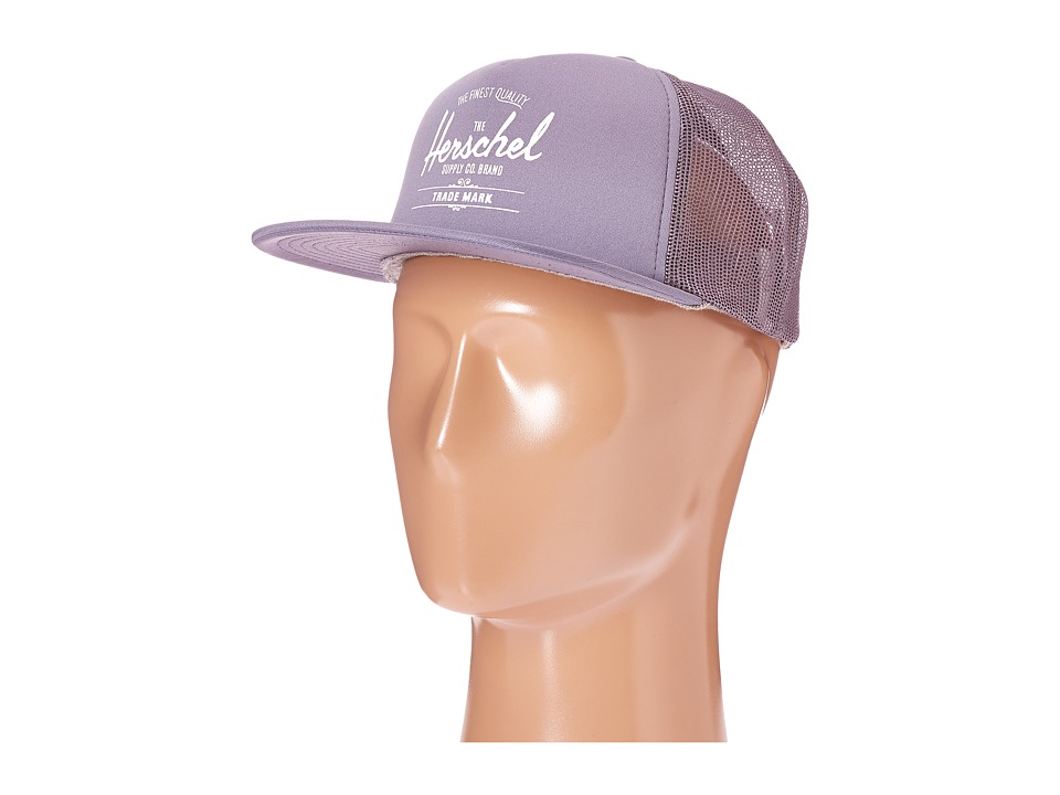 Herschel Supply Co. - Whaler Mesh (Grey/White Screen) Caps