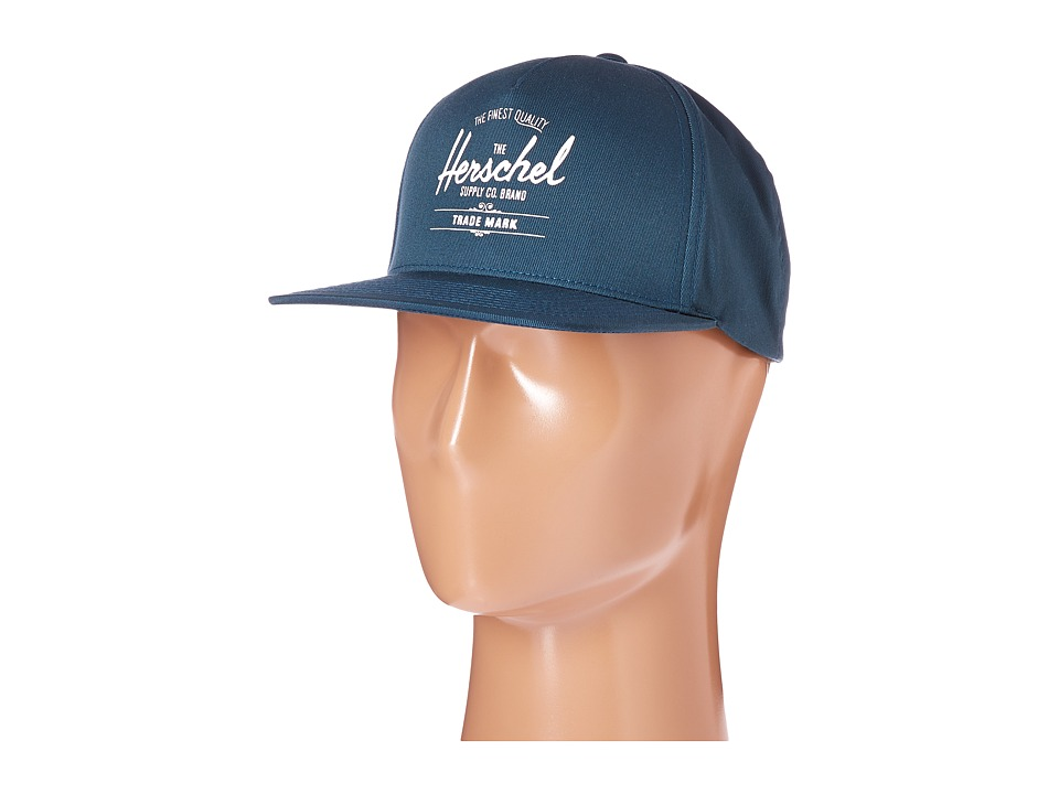 Herschel Supply Co. - Whaler (Legion Blue) Caps