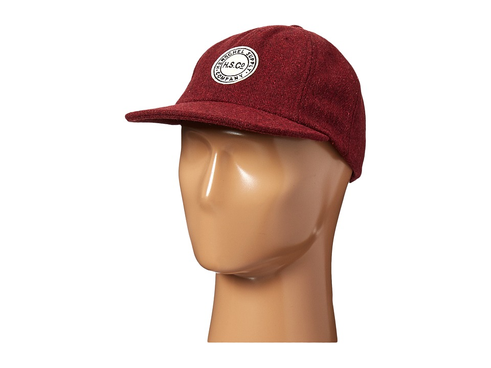 Herschel Supply Co. - Glenwood (Windsor Wine) Caps