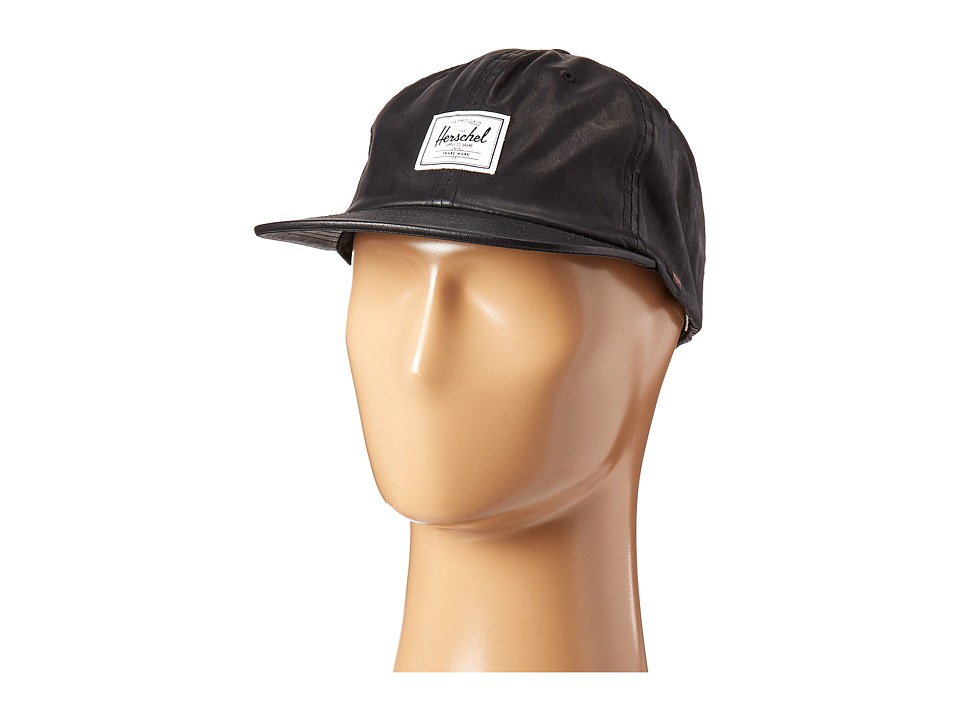Herschel Supply Co. - Albert (Black 4) Caps