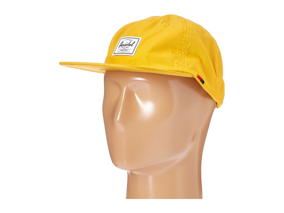 Herschel Supply Co. - Albert (Goldon Yellow) Caps