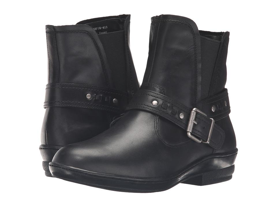 David Tate - Art (Black) Women's Boots
