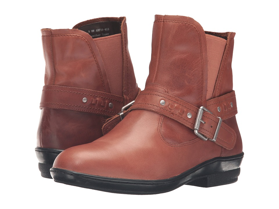David Tate - Art (Luggage) Women's Boots