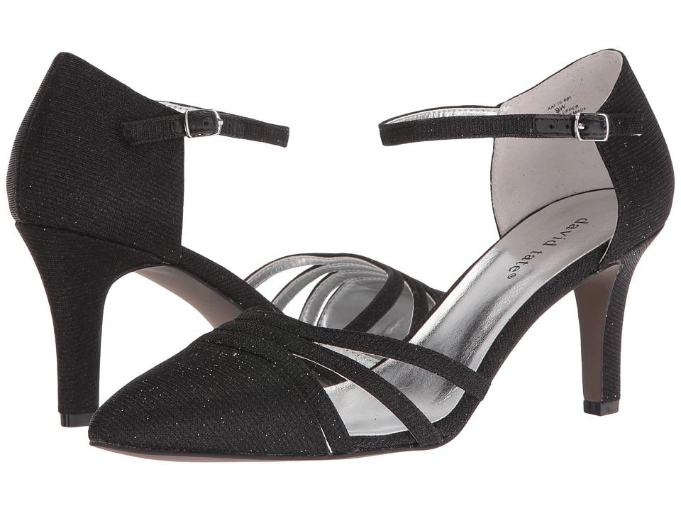 David Tate - Ava (Black) Women's Boots