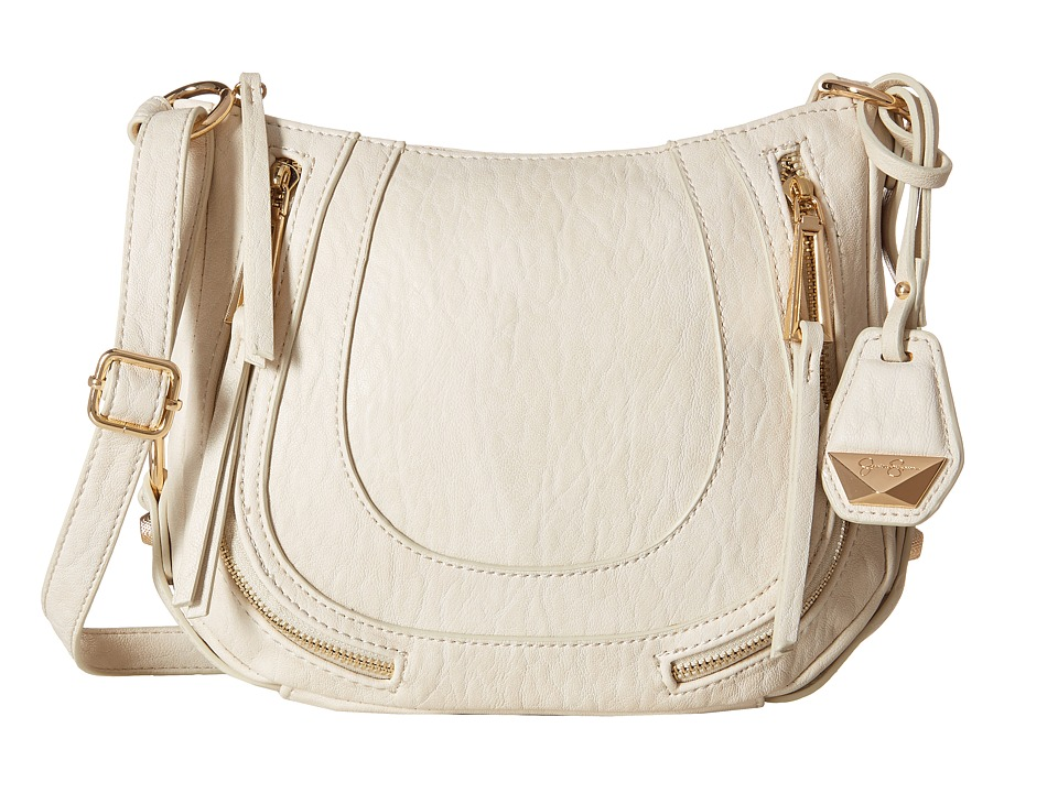 Jessica Simpson - Kendall Crossbody (Putty) Cross Body Handbags