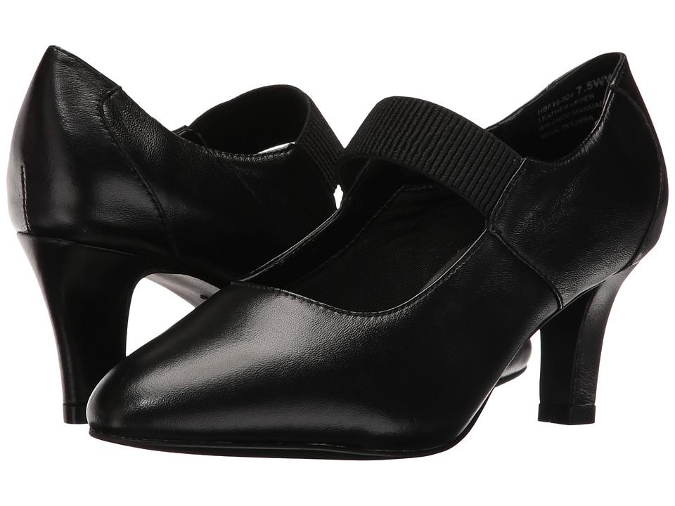 David Tate - Dixie (Black Kid) Women's Boots
