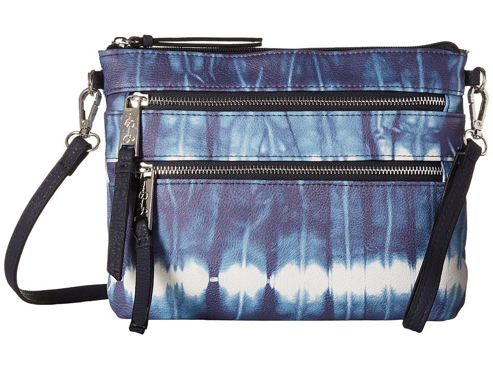 Jessica Simpson - Clara Crossbody (Tie-Dye) Cross Body Handbags