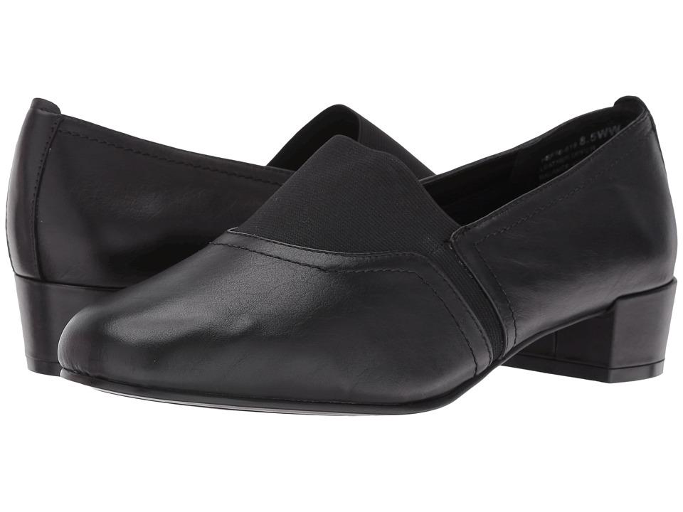 David Tate - Gianna (Black Kid) Women's Boots