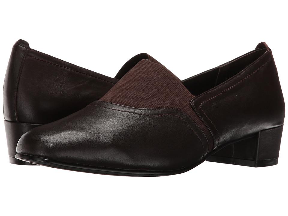 David Tate - Gianna (Brown Kid) Women's Boots