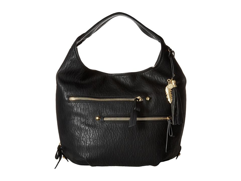Jessica Simpson - Skylar Tote (Black) Tote Handbags