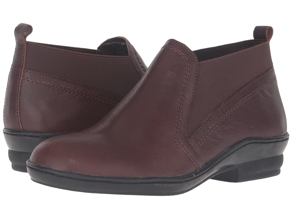 David Tate - Naya (Brown) Women's Boots