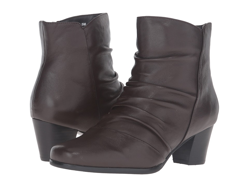 David Tate - Nora (Brown) Women's Boots