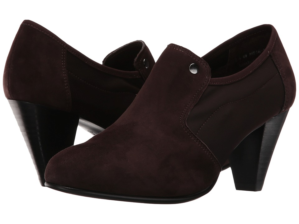 David Tate - Topaz (Brown) Women's Boots